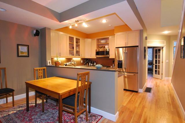 Northwest Remodel contemporary-kitchen