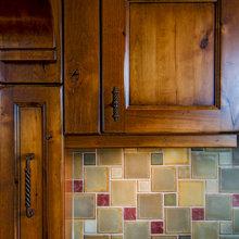 Northwest Rustic Kitchen