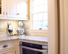 Norwell Kitchen remodel traditional-kitchen