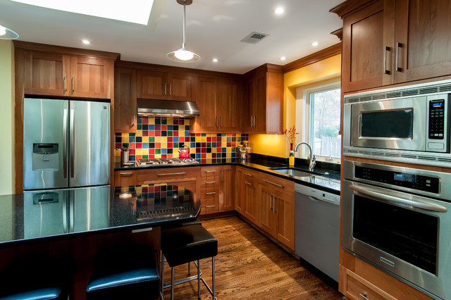 Not So Big House For Big Sister Eclectic Kitchen Dc