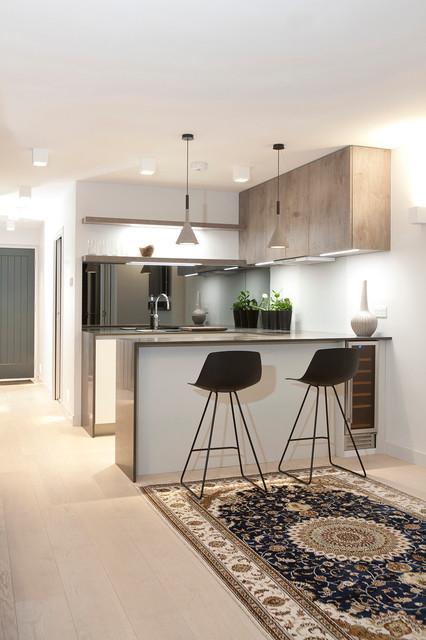 Notting Hill Studio scandinavian-kitchen