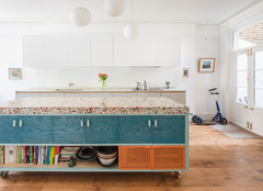 10 Alternative Materials for Your Kitchen Worktop