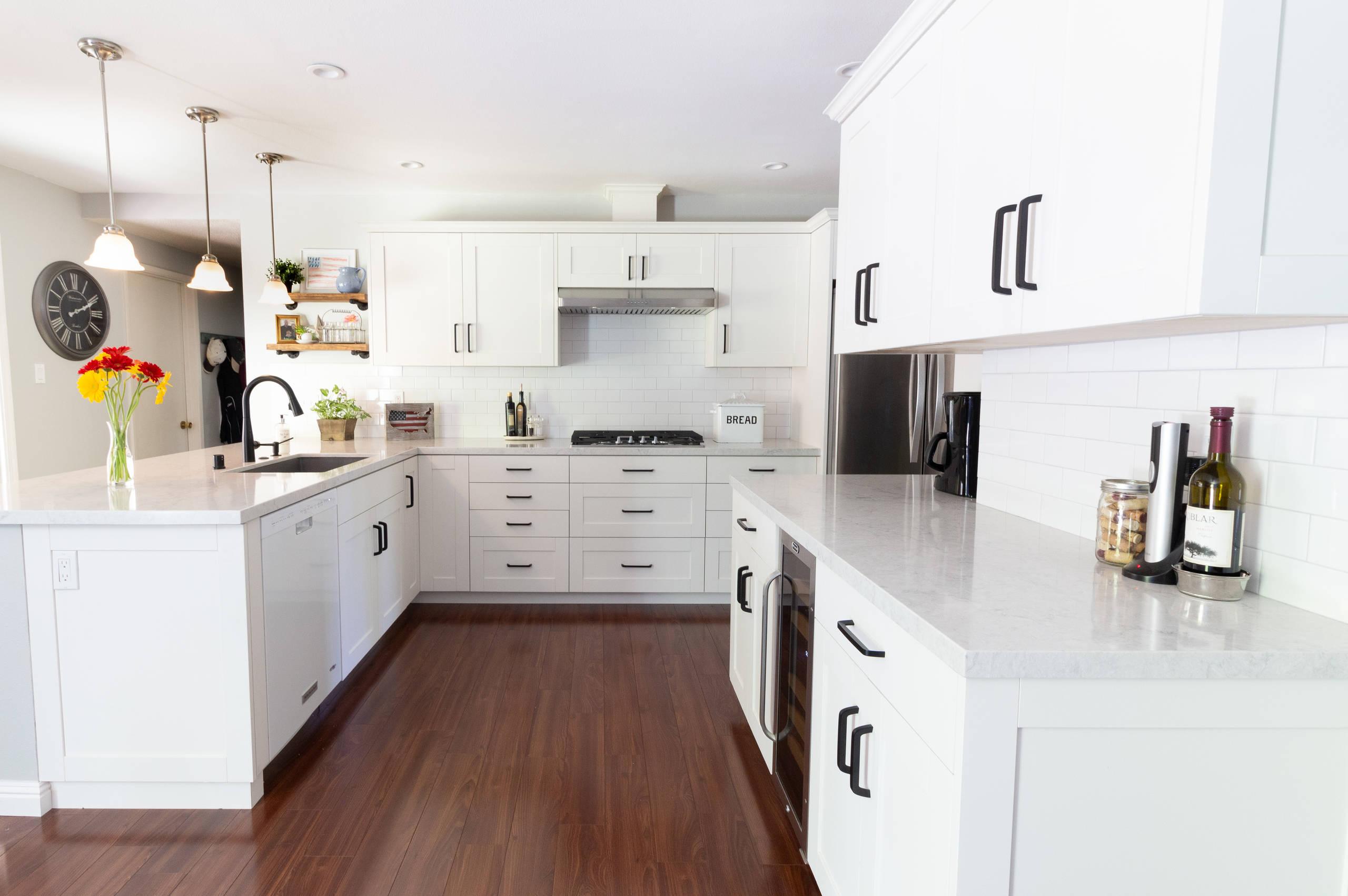Novato Kitchen Remodel