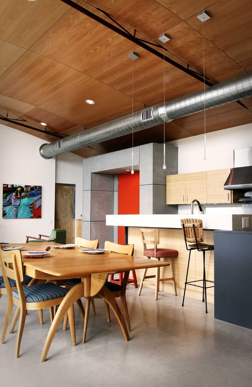 20 Ways To Flaunt Ductwork