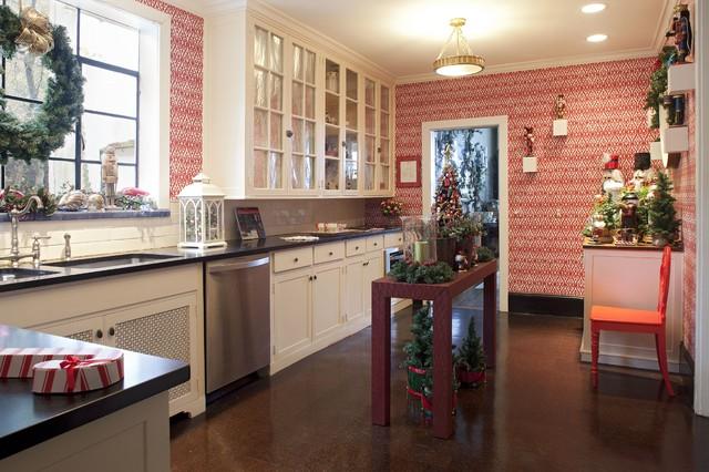 Nutcracker Butler's Pantry - Modern - Kitchen - new york - by Arden ...