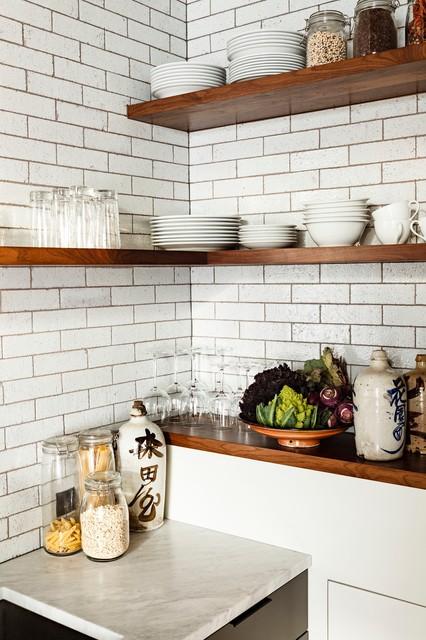 Interior Designers Decorators NW 13th Avenue Loft Industrial Kitchen
