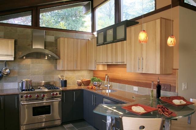 NW Contemporary Kitchen contemporary-kitchen