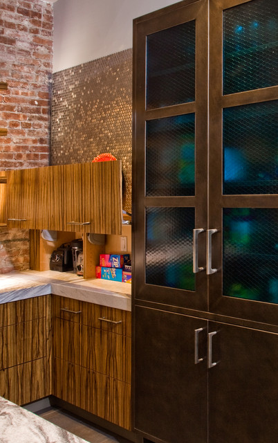 NYC Gem contemporary-kitchen