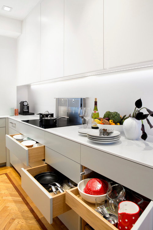 NYC Kitchen Reconfiguration