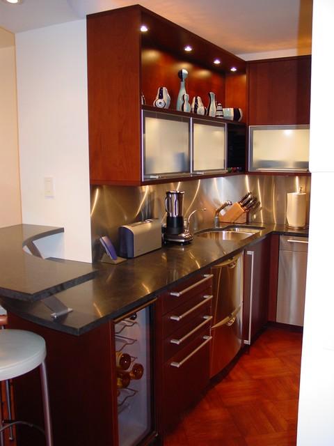 NYC modern-kitchen