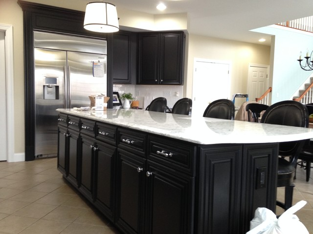 O'Connell Kitchen transitional-kitchen