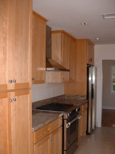 O'Neil Shaker Project traditional-kitchen