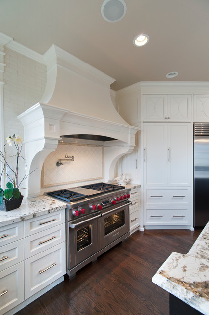 """O"" Residence traditional-kitchen"
