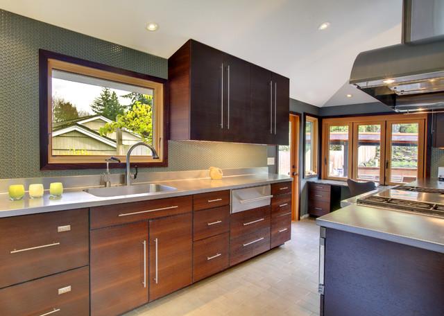 O39sullivan kitchen contemporary kitchen seattle by for O sullivan kitchen furniture