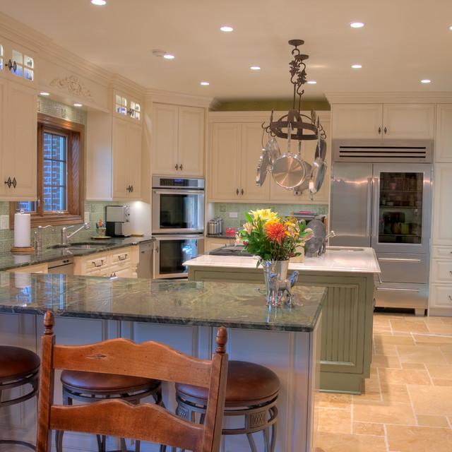 Better Kitchens Chicago: Oak Brook Kitchen Remodel