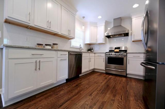 Oak Grove Kitchen Renovation traditional-kitchen