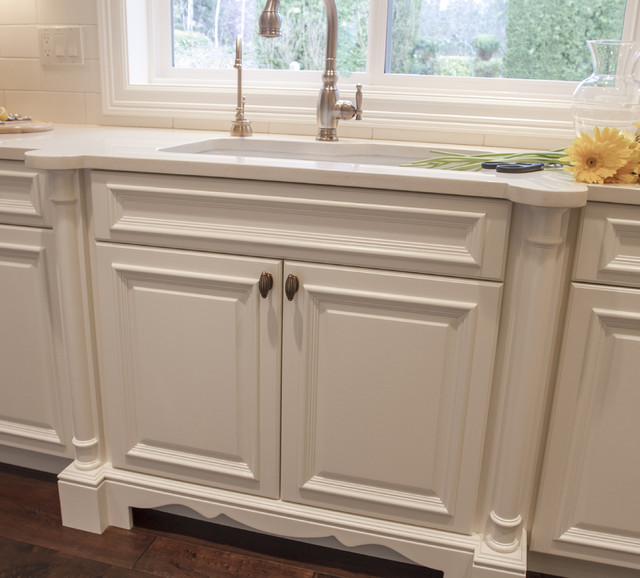 Oak Hills traditional kitchen