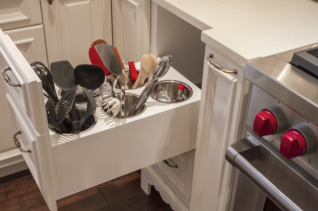The 15 Most Popular Kitchen Storage Ideas on Houzz – Clever Kitchen Storage