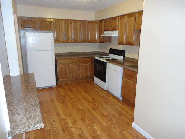 Oak Kitchen Cabinets- Apartment Remodel - Traditional - Kitchen - Philadelphia - by RTA Cabinet ...