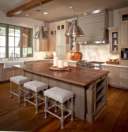 Oak lane showcase traditional kitchen houston by for Affordable furniture 610 houston
