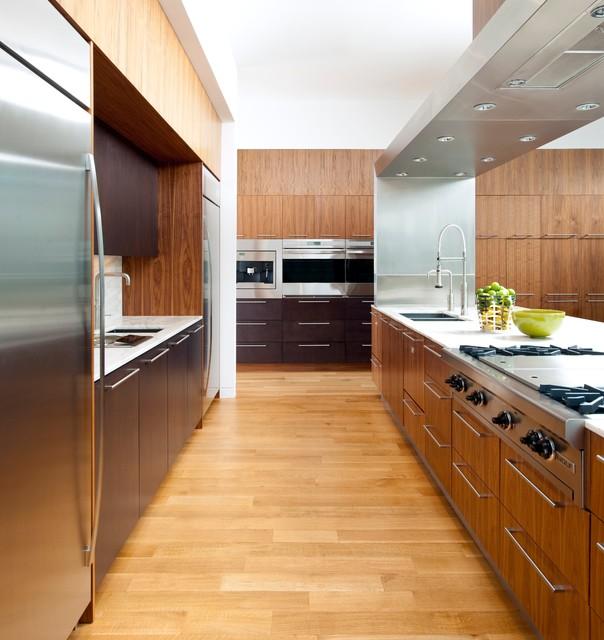 Oak mount place contemporary kitchen dallas by for Modern kitchen design dallas