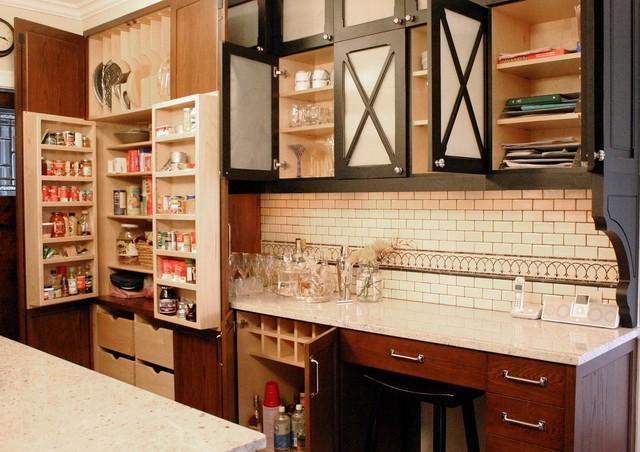 Oak Park Kitchen III traditional-kitchen