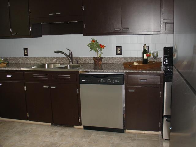 Oakdale, Royal Oak Michigan house - Eclectic - Kitchen - detroit - by ...