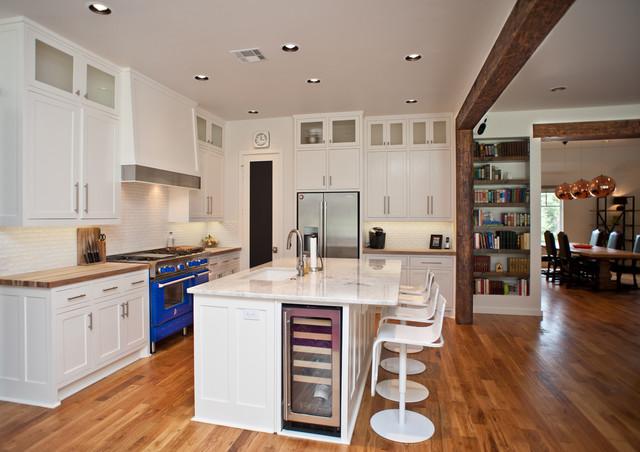 Oakdale Transitional transitional-kitchen