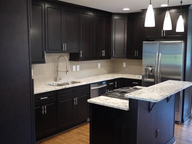 Oakhurst Residence traditional-kitchen
