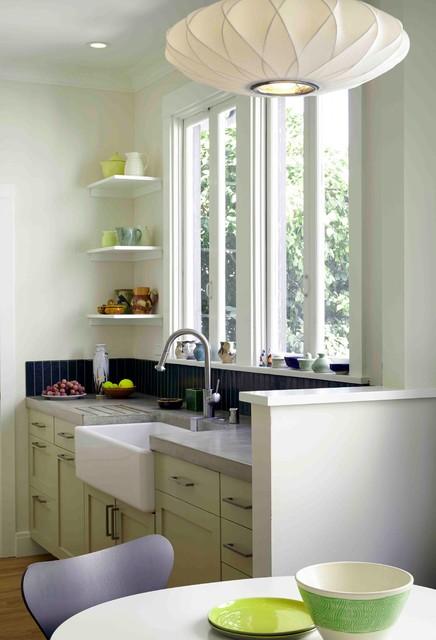 Oakland Avenue Residence transitional-kitchen