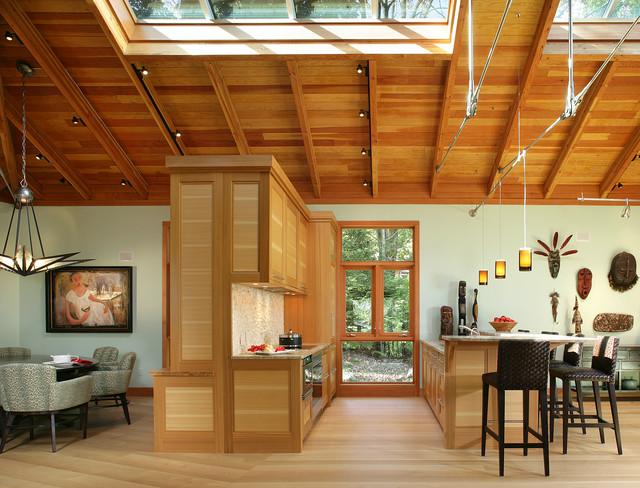 Oakland estates transitional kitchen new york by for Kitchen design oakland