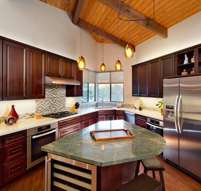 Kitchen Cabinets Oakland Ca: Oakland Hills Home