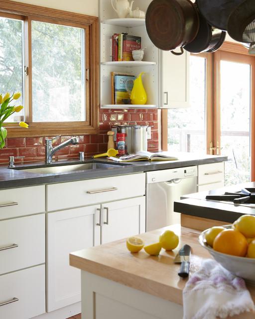 Oakland Home modern-kitchen