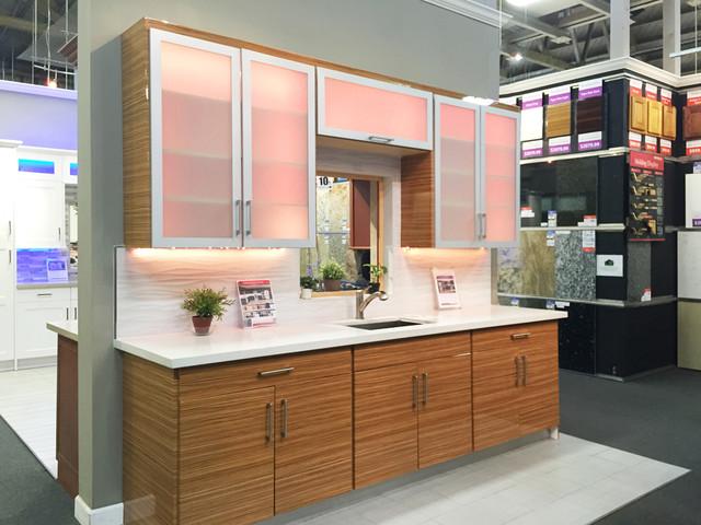 Oakland jack london square showroom modern kitchen for Oakland kitchen design