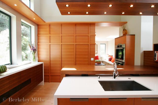 Oakland kitchen contemporary kitchen san francisco for Kitchen design oakland