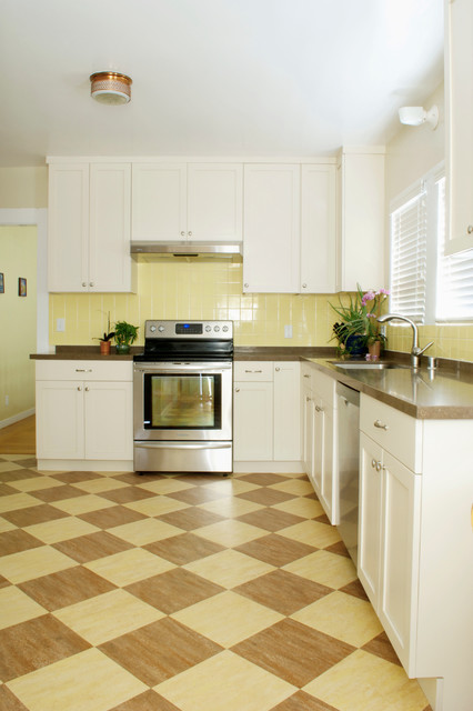 Oakland Kitchen Remodel - Traditional - Kitchen - san francisco - by Ecohome Improvement