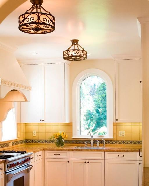 Oakland kitchen remodel hillcroft circle mediterranean for Oakland kitchen design
