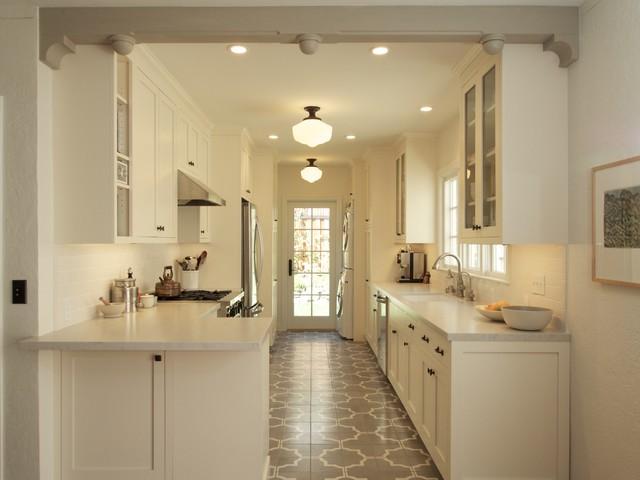Oakland mediterranean kitchen remodel mediterranean for Kitchen design oakland