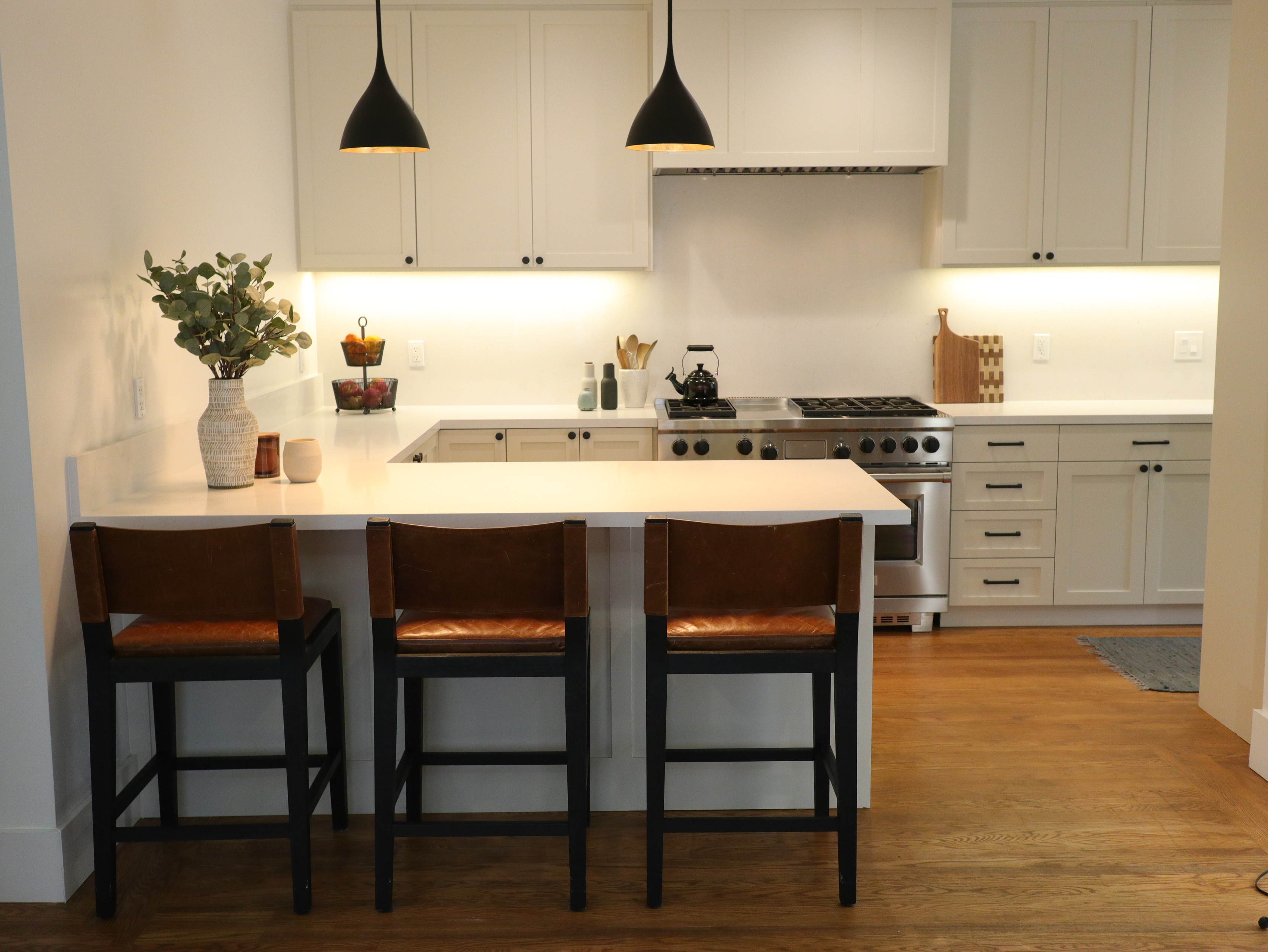 Oakland Modern Kitchen remodel