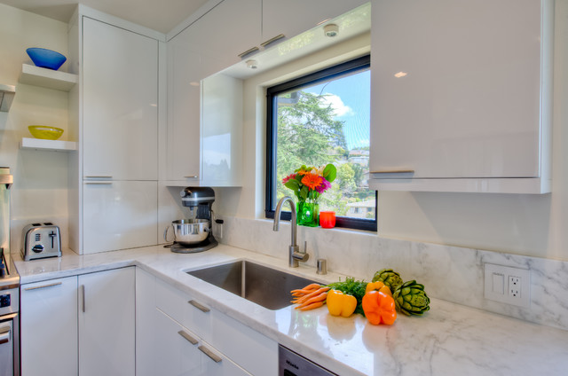 Oakland Piedmont Kitchen Remodel Contemporary Kitchen San Francisco By Hdr Remodeling Inc