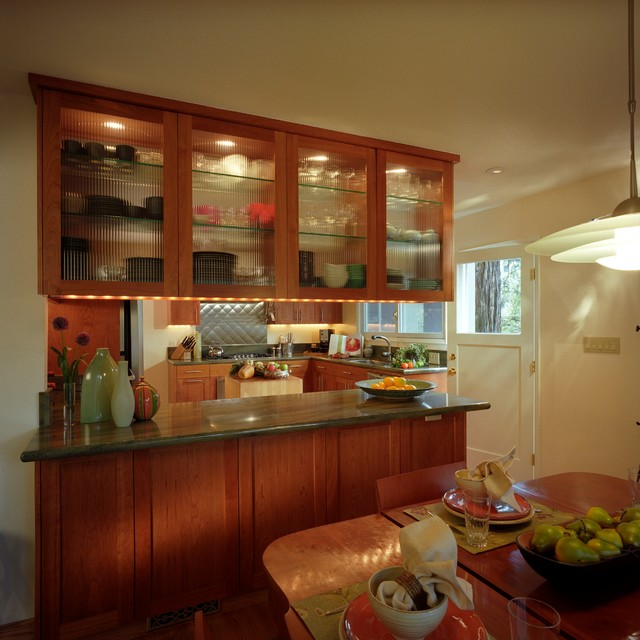 Oakland Remodel contemporary-kitchen