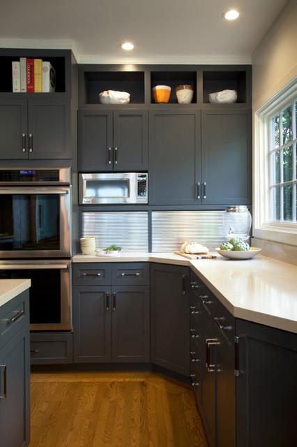 Oakland residence for Oakland kitchen design