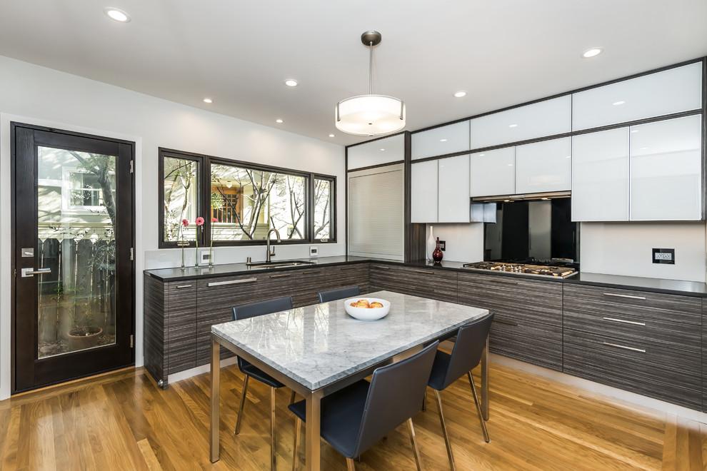 Oakland - Contemporary - Kitchen - San Francisco - by ...