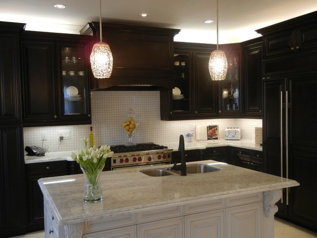 Oakville Canada Traditional Kitchen Toronto By Ava Interior Design