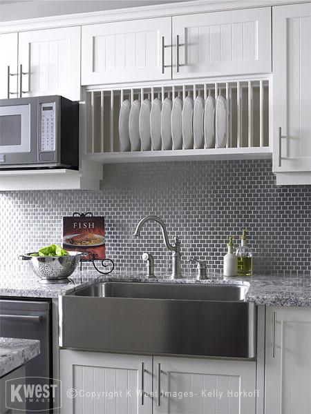 Oakville Contemporary Kitchen Sink - Contemporary - Kitchen ...