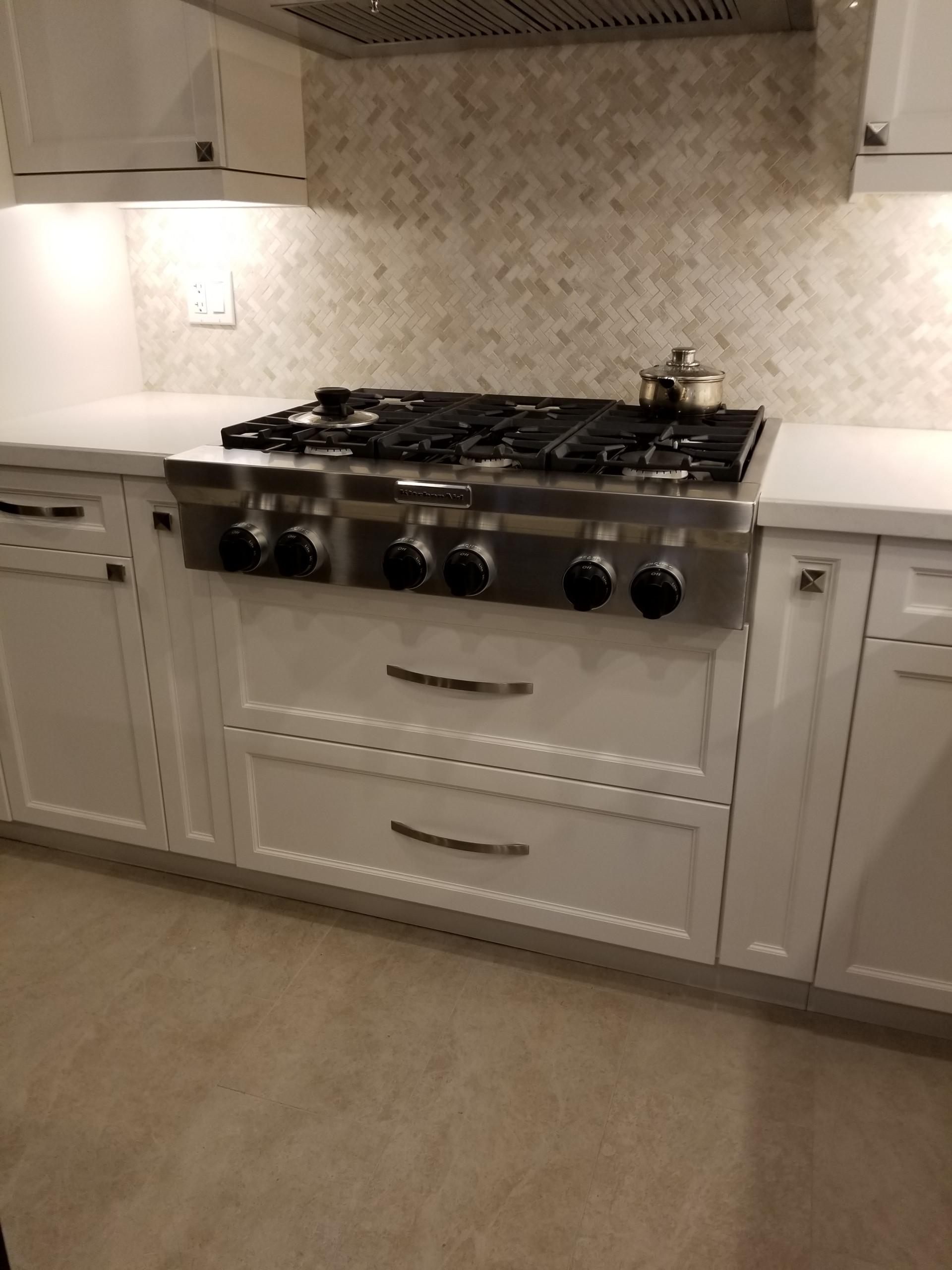 Oakville kitchen