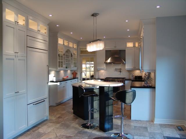 Oakville Residence contemporary-kitchen