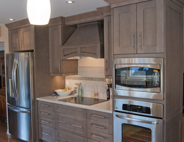 Oakwood Renovation Experts Traditional Kitchen
