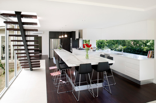 Oatley modern kitchen modern kitchen sydney by for Kitchen ideas limited