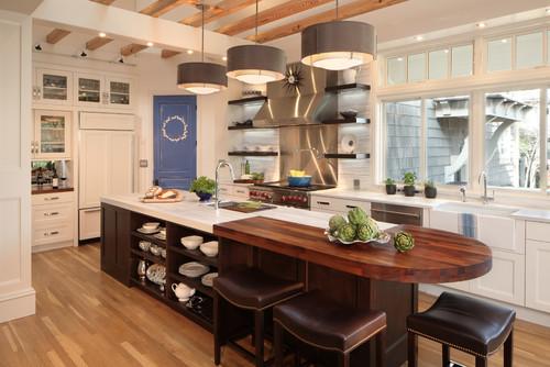design your kitchen islands